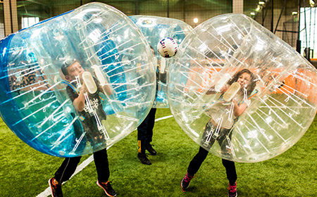 Photo Bubble Bump en action