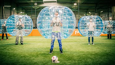 Bubble Bump participera au tournoi mondial 2017