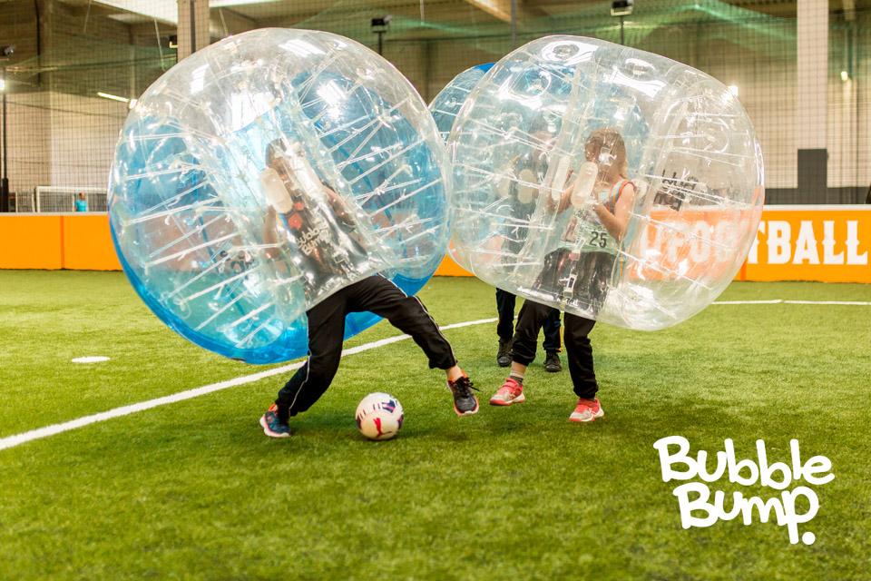 Galerie photos et vidéos, pour découvrir Bubble Bump en images